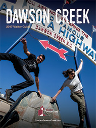 2017 Dawson Creek Visitor Guide
